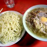 日本一つけ麺が出てくるのが早い店と、日本一出てくるのが遅い店