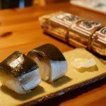 京都の土産は三条京阪 伏見の鯖寿司(1500円)で決定ではないか?