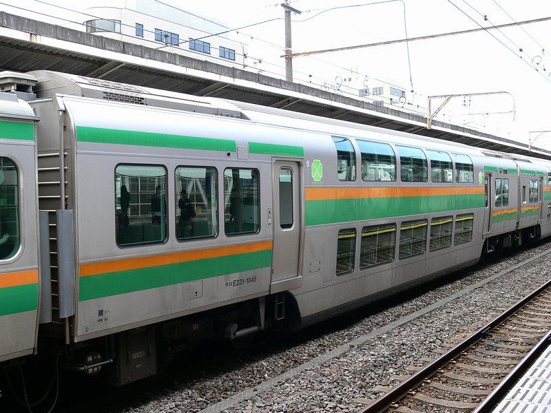 JREast_Saro_E231-1045